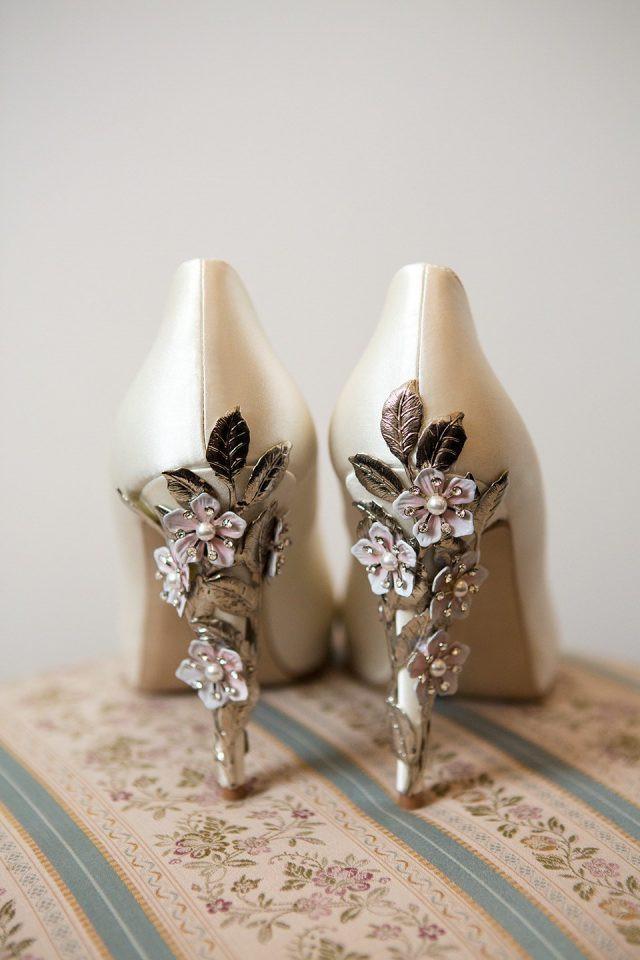 DIY Wedding Shoe  Amazing DIY Wedding Shoes Every Bride Should See
