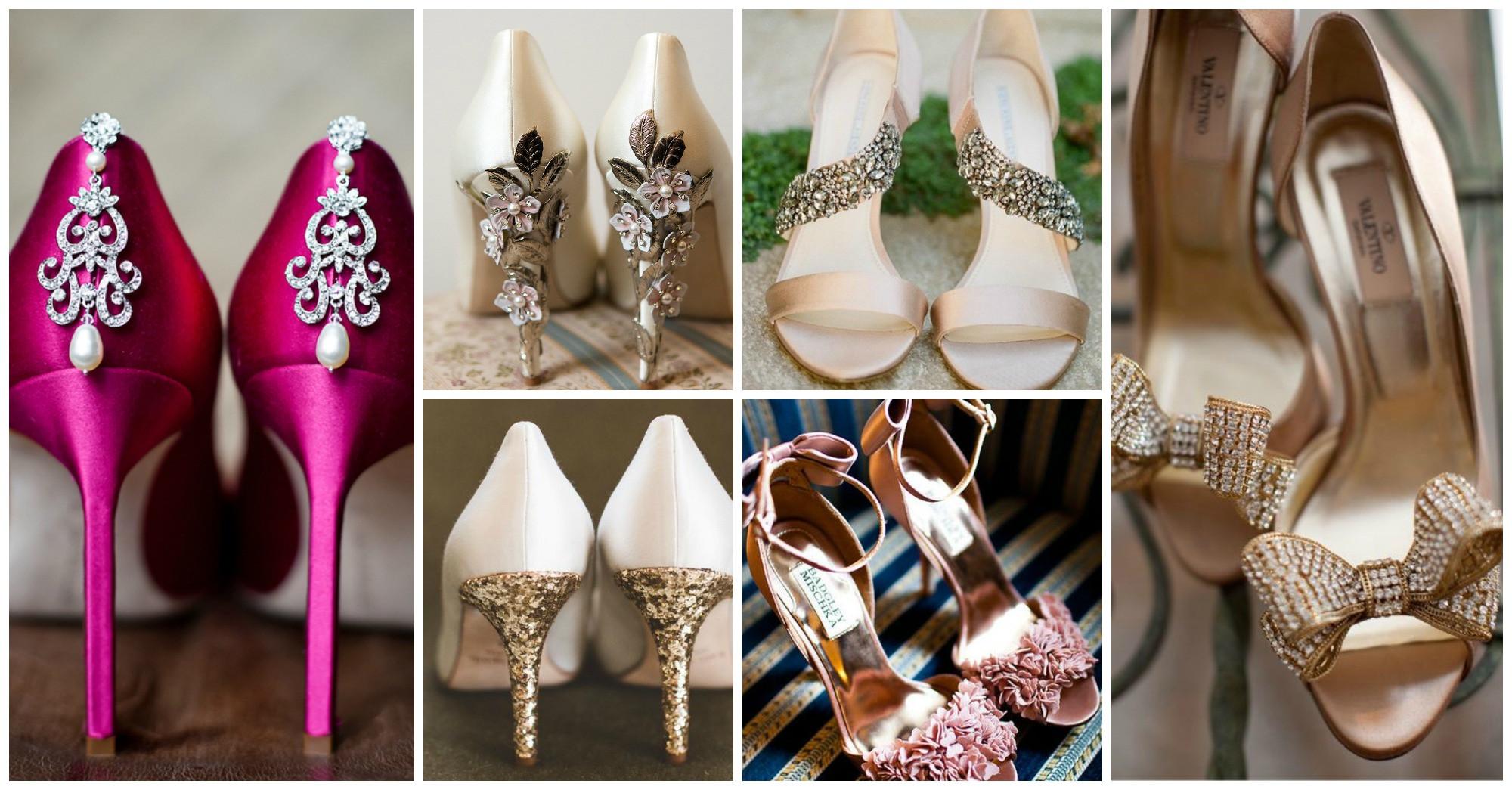 DIY Wedding Shoe  10 Fabulous DIY Wedding Shoes Every Bride Should See
