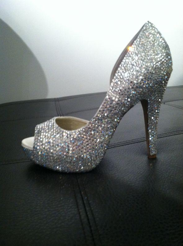 DIY Wedding Shoe  DIY Dream Wedding Shoe
