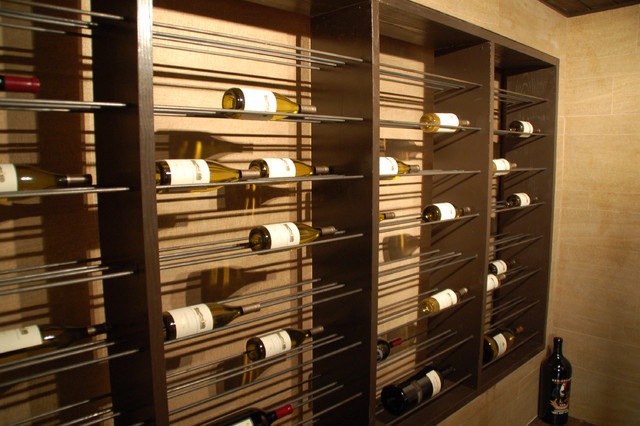 DIY Wine Celler  DIY Network s Mega Dens Featuring Specialty Tile Products