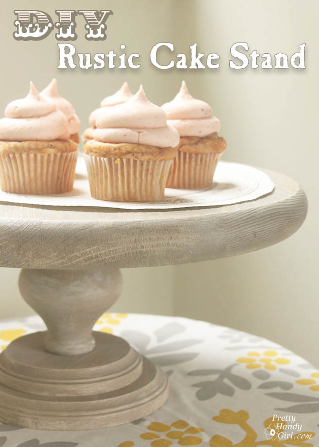Best ideas about DIY Wood Cake Stand . Save or Pin 50 DIY Gift Ideas Pretty Handy Girl Now.