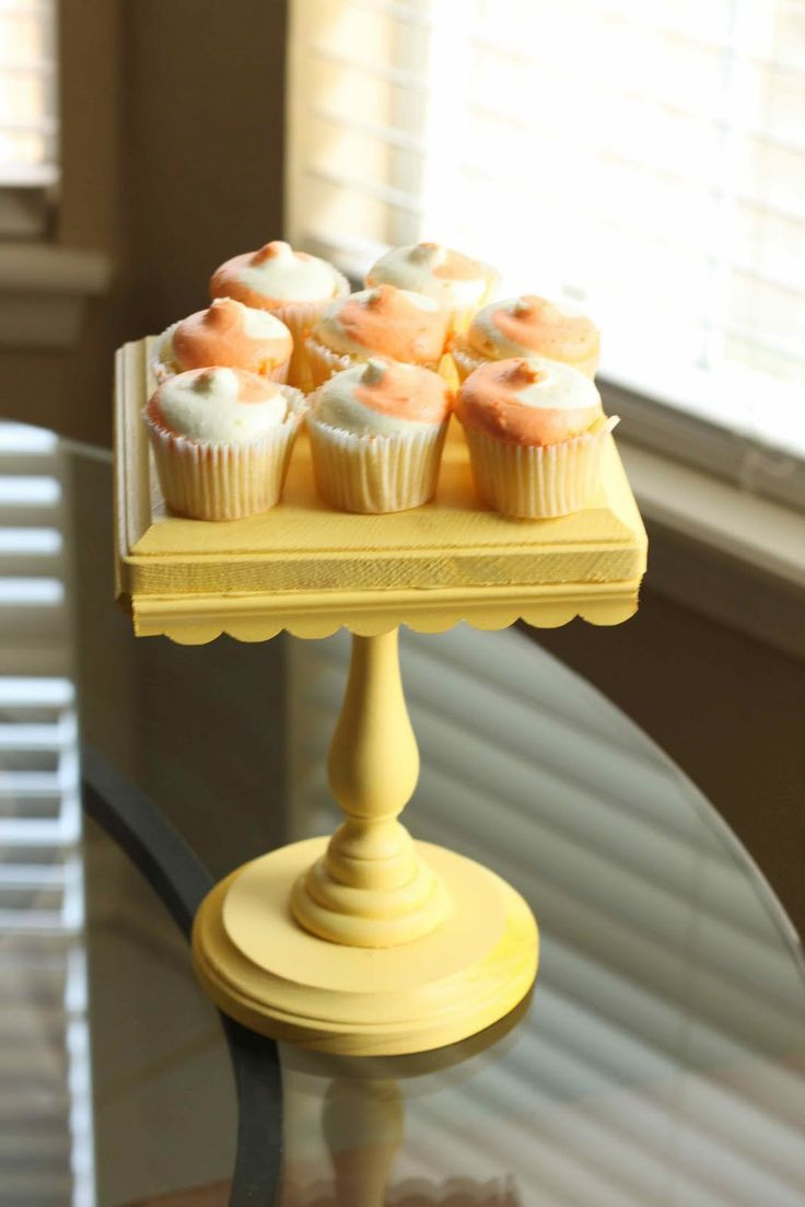 Best ideas about DIY Wood Cake Stand . Save or Pin 20 Gorgeous Cake Stands to Buy or DIY Now.