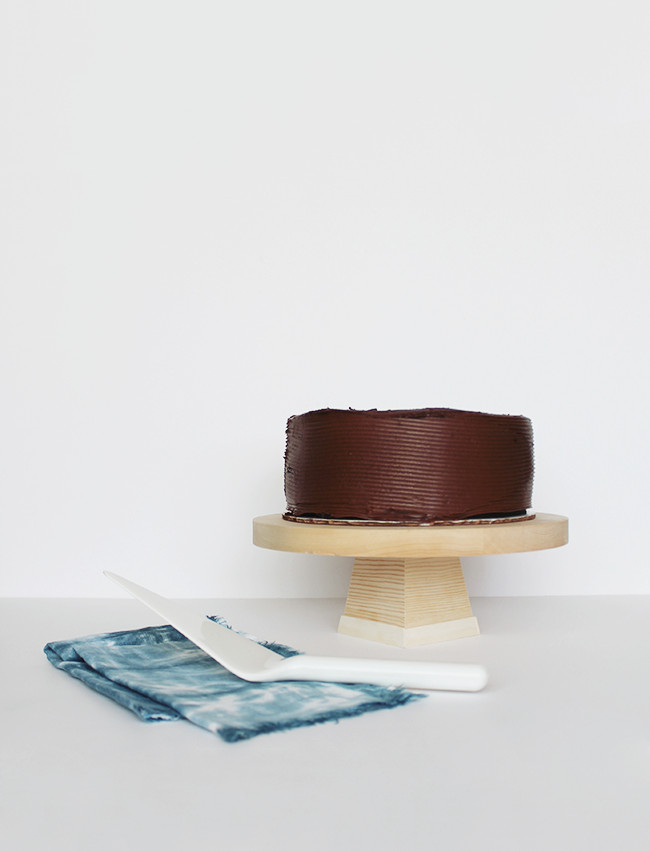Best ideas about DIY Wood Cake Stand . Save or Pin DIY wood cake stand almost makes perfect Now.