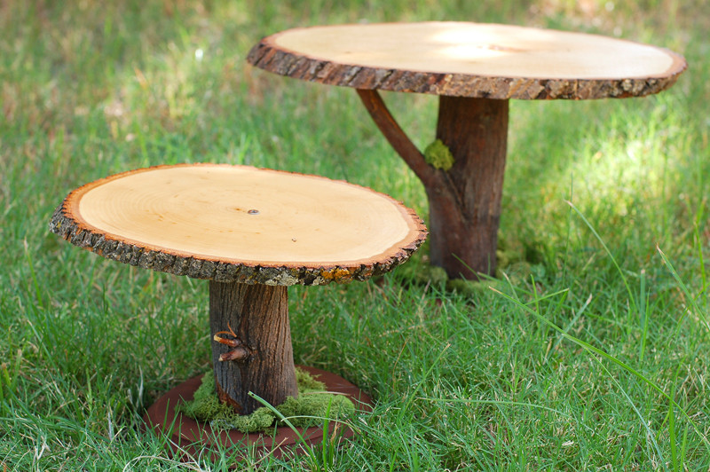 Best ideas about DIY Wood Cake Stand . Save or Pin 15 Awesome DIY Cake Stands Now.