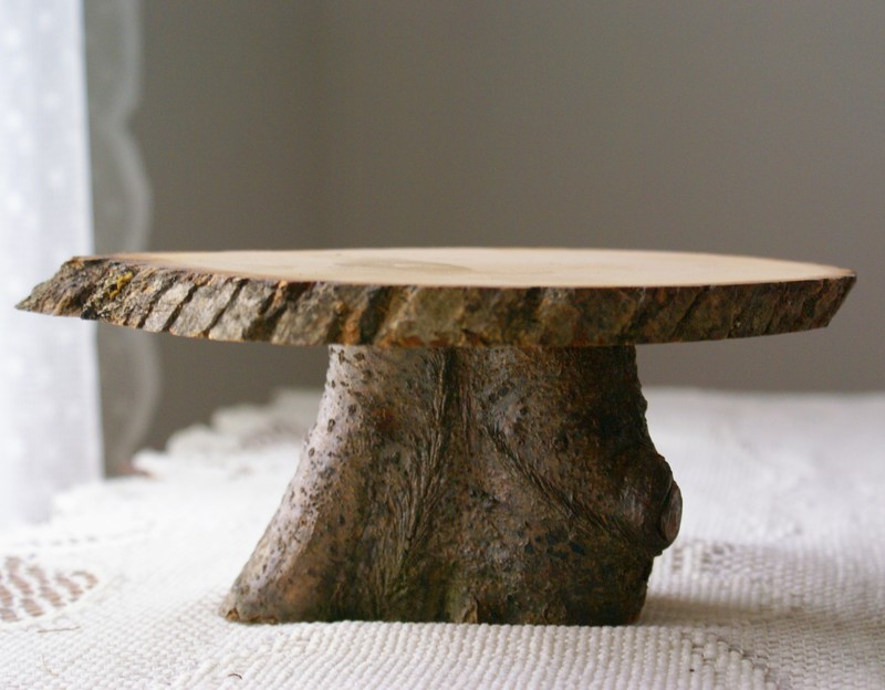 Best ideas about DIY Wood Cake Stand . Save or Pin diy wooden cake stand Diy Do It Your Self Now.