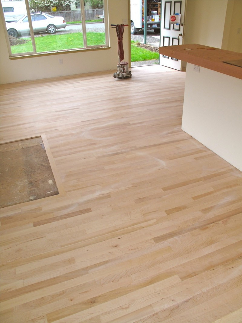 Best ideas about DIY Wood Floor . Save or Pin DIY Reclaimed Wood Flooring Now.