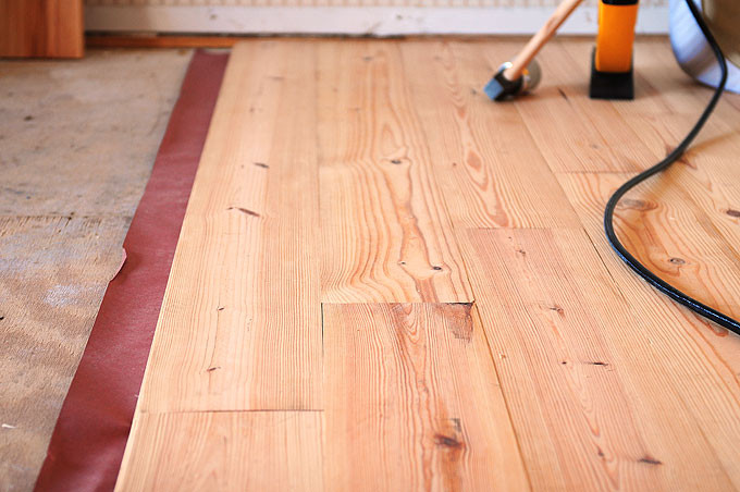 Best ideas about DIY Wood Floor . Save or Pin Tips for DIY Hardwood Floors Installation Now.
