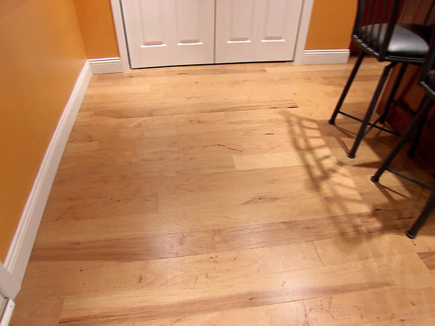 Best ideas about DIY Wood Floor . Save or Pin How to Install an Engineered Hardwood Floor how tos Now.