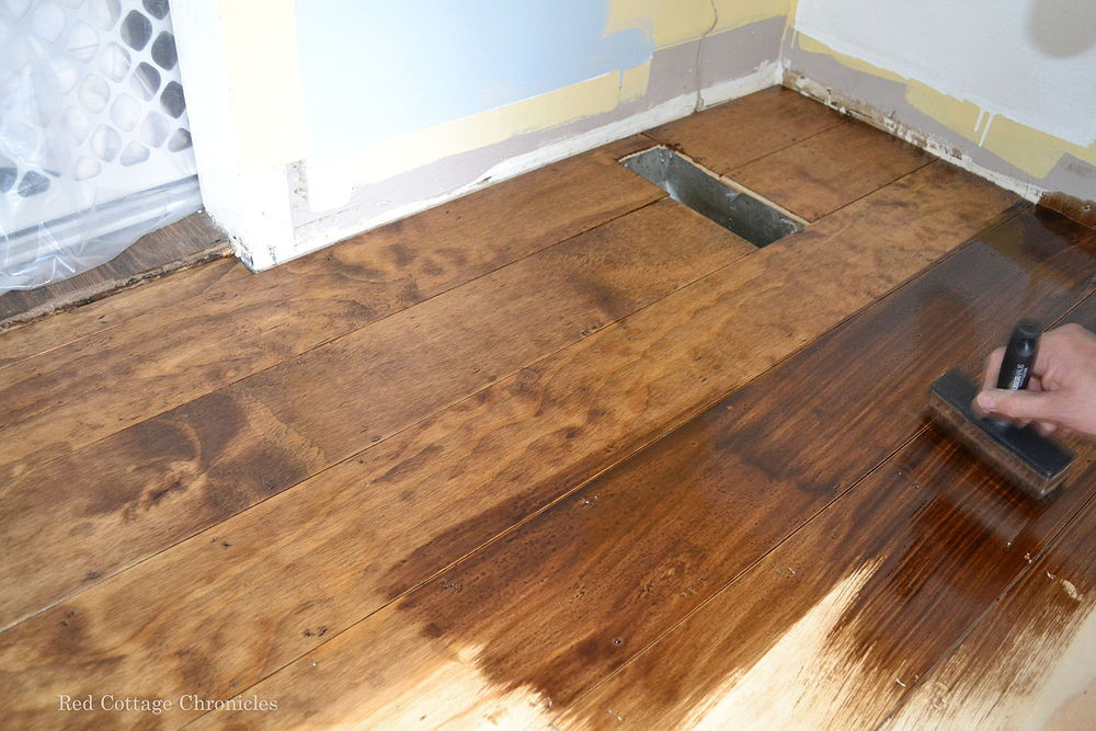 Best ideas about DIY Wood Floor . Save or Pin Hometalk Now.