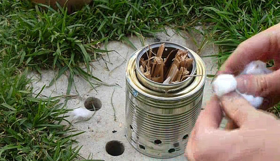 Best ideas about DIY Wood Gasification Stove . Save or Pin Build an Ultra Efficient DIY Wood Stove for Backpacking Now.