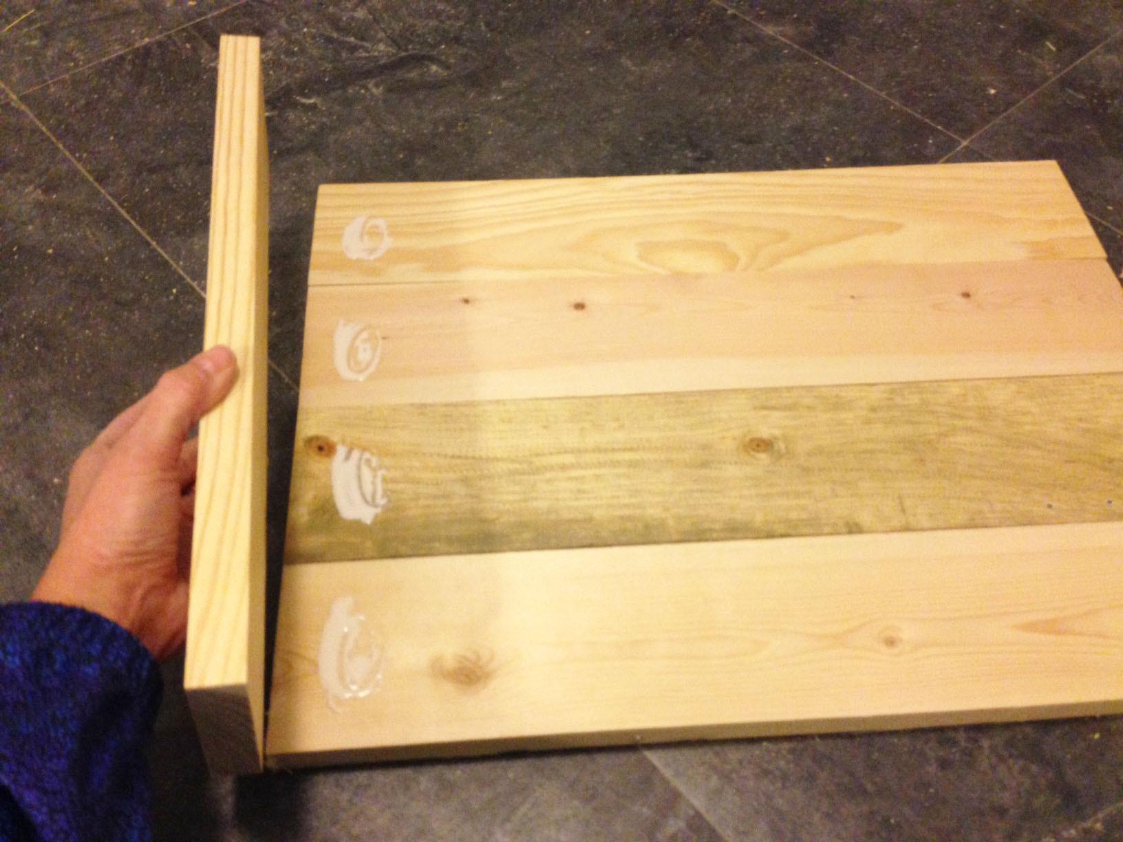 DIY Wood Serving Tray  Easy DIY Wood Serving Tray Farmhouse Style Sawdust Sisters