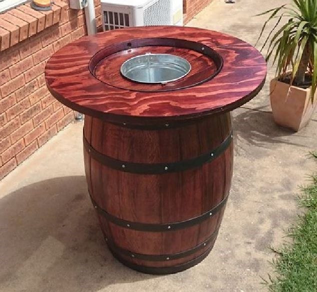 DIY Wooden Barrel  Here Are 35 Ways You Can Repurpose Your Whiskey and Wine