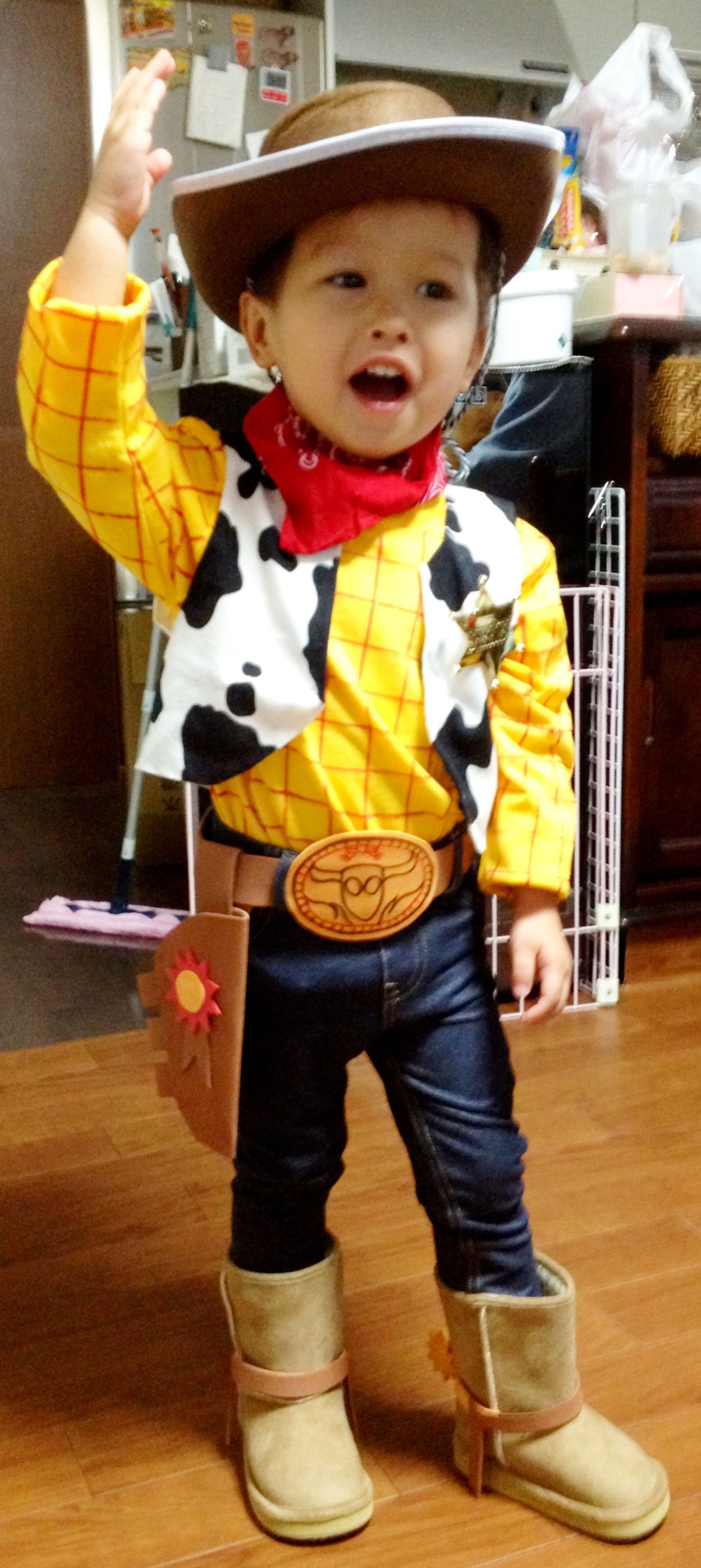 Best ideas about DIY Woody Costume . Save or Pin Toy story Woody costume Holiday Pinterest Now.