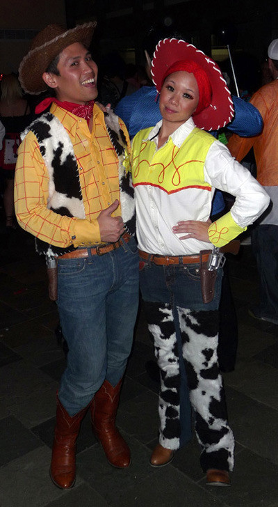 Best ideas about DIY Woody Costume . Save or Pin Moon River and me Now.