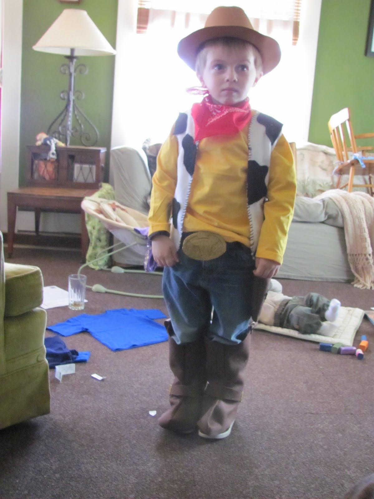 Best ideas about DIY Woody Costume . Save or Pin Keeping up with my Joneses A Look Back More DIY Now.