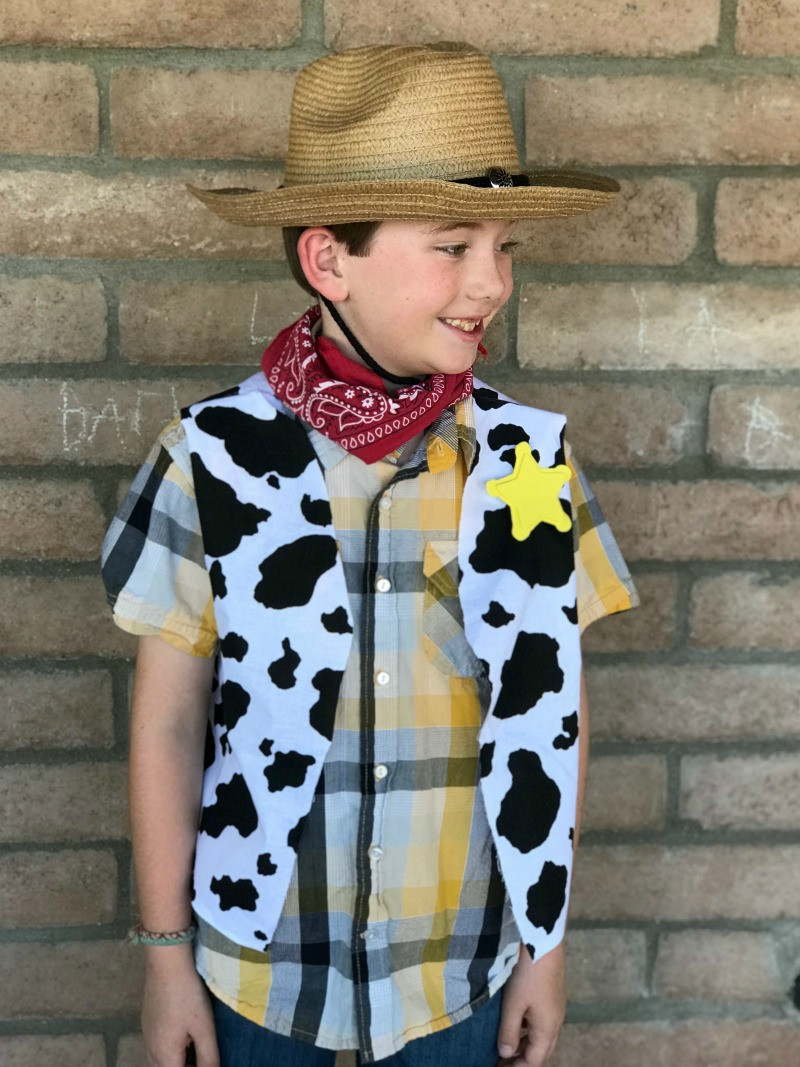 Best ideas about DIY Woody Costume . Save or Pin DIY Cowboy Woody Costume Now.