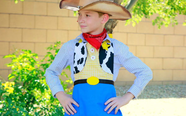 Best ideas about DIY Woody Costume . Save or Pin DIY Toy Story Woody Costume Now.