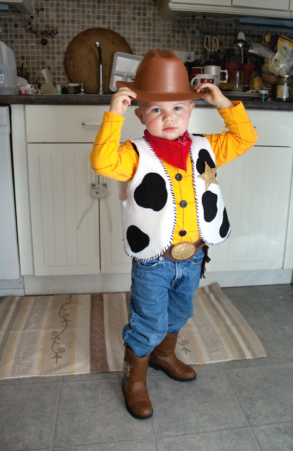 Best ideas about DIY Woody Costume . Save or Pin Snails and Puppy Dog Tails A Happy Halloween Now.