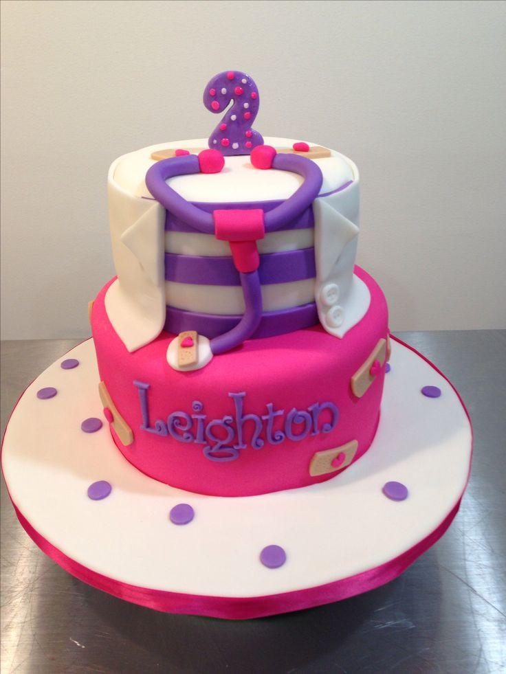 Doc Mcstuffins Birthday Cake  De 25 bedste idéer til Doc McStuffins på Pinterest