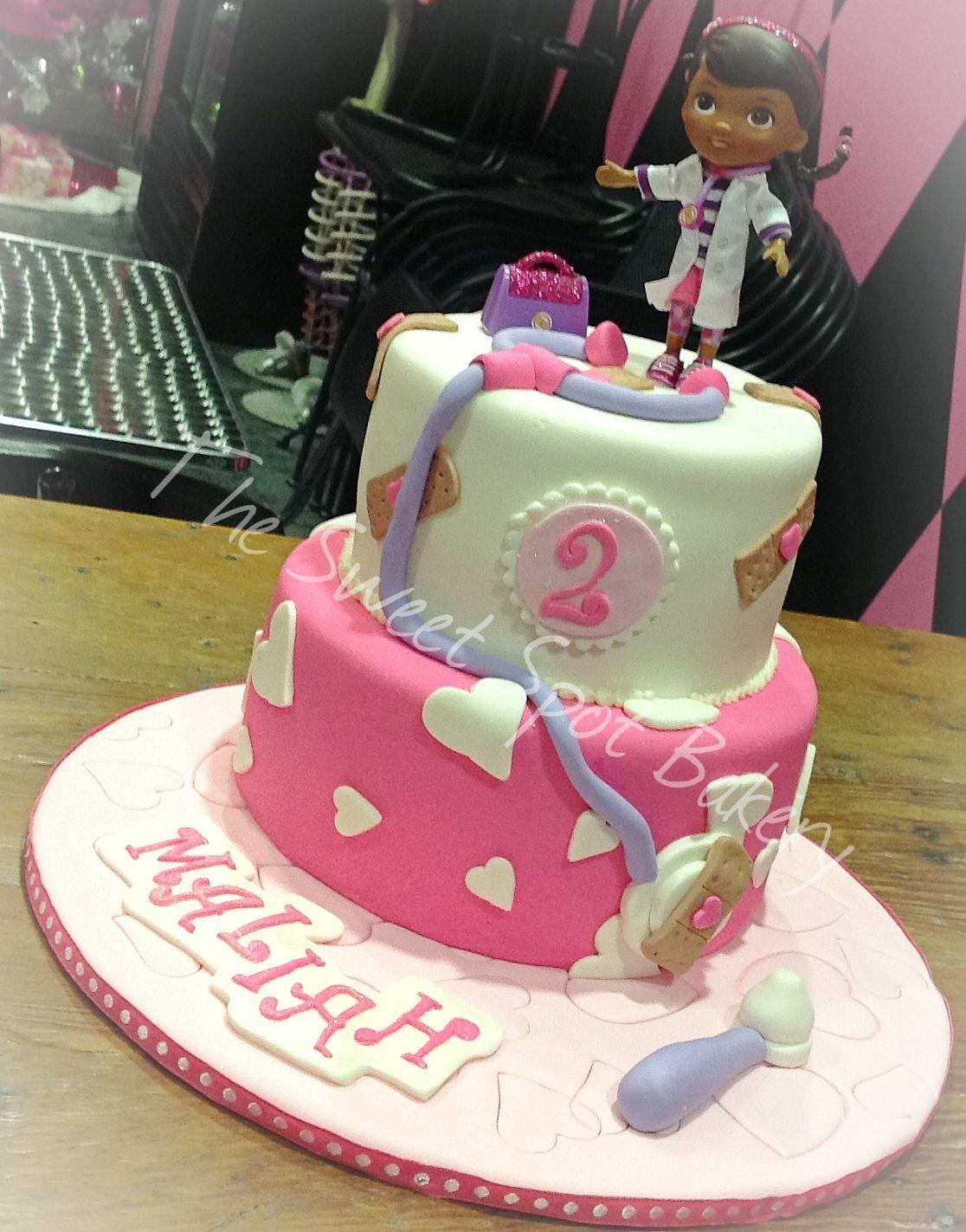Doc Mcstuffins Birthday Cake  Birthday Party Themes Doc McStuffins Birthday Party