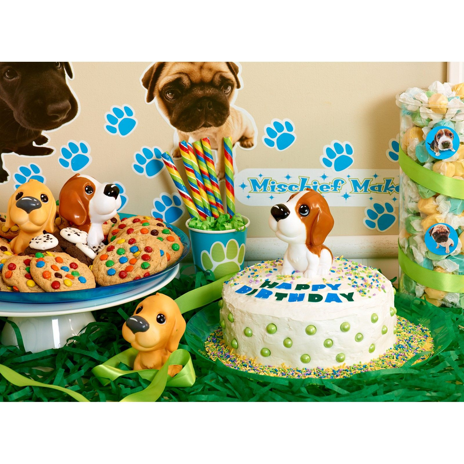 Dog Birthday Party Supplies  Artlist Collection THE DOG — Party Supplies $17 50