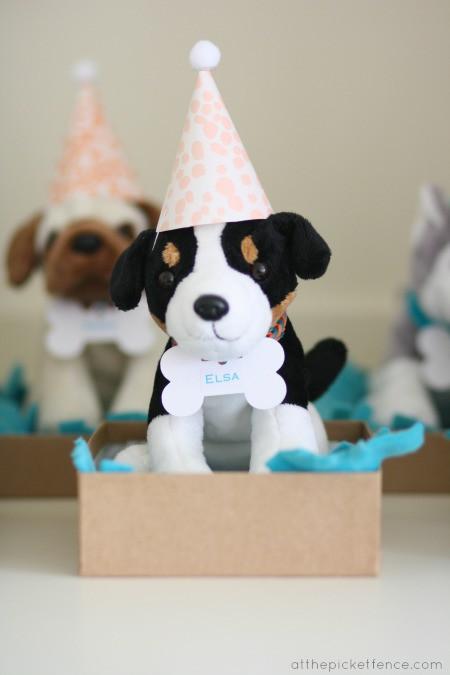 Dog Birthday Party Supplies  Dog Themed Children s Birthday Party