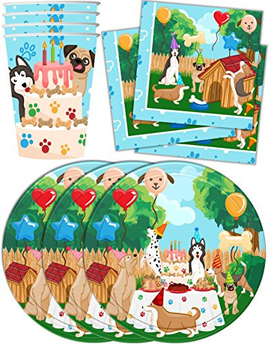 Dog Birthday Party Supplies  Dogs Birthday Party Supplies Amazon