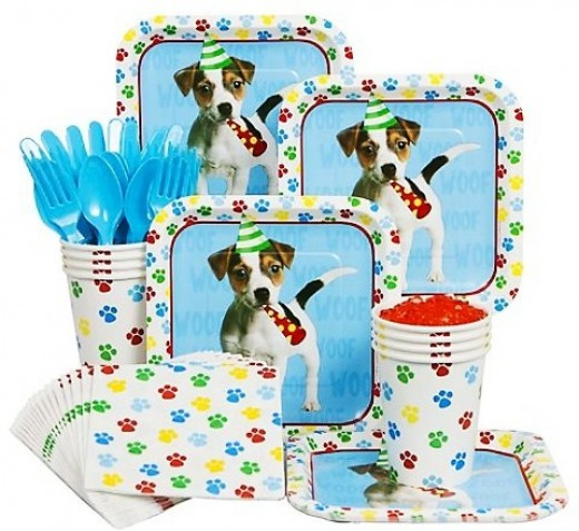 Dog Birthday Party Supplies  How to Throw a Puppy Dog Theme Birthday Party