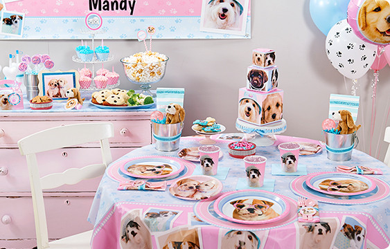 Dog Birthday Party Supplies  Rachaelhale Glamour Dogs Party Supplies