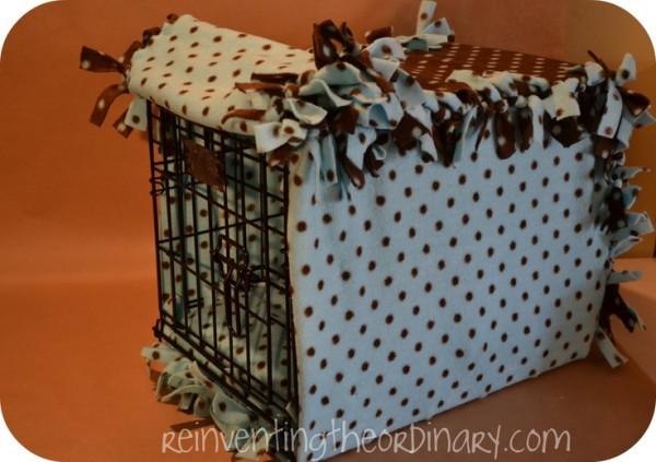 Dog Crate Cover DIY  14 Best s of DIY No Sew Wrap No Sew Wrap Top No