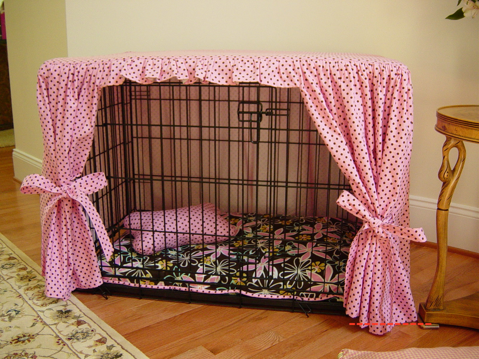 Dog Crate Cover DIY  UK Labradoodle Association • View topic Dog cage cover
