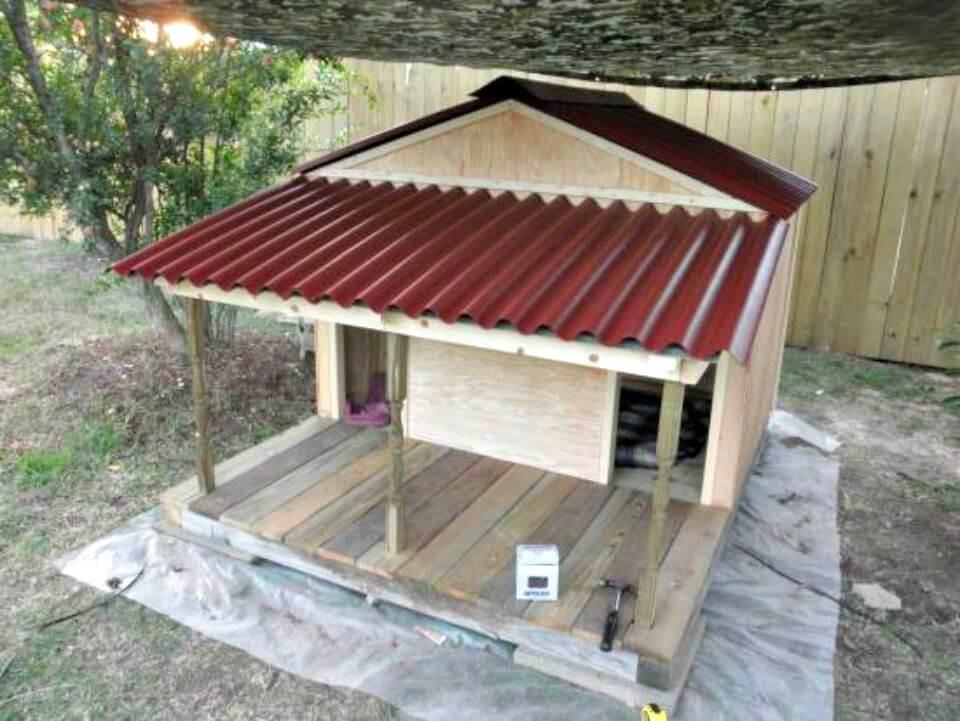 Dog House DIY  45 Easy DIY Dog House Plans & Ideas You Should Build This
