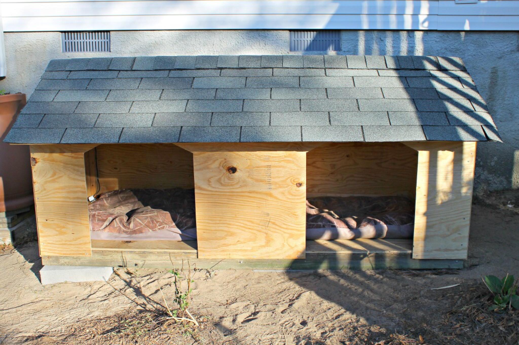 Dog House DIY  5 Droolworthy DIY Dog House Plans