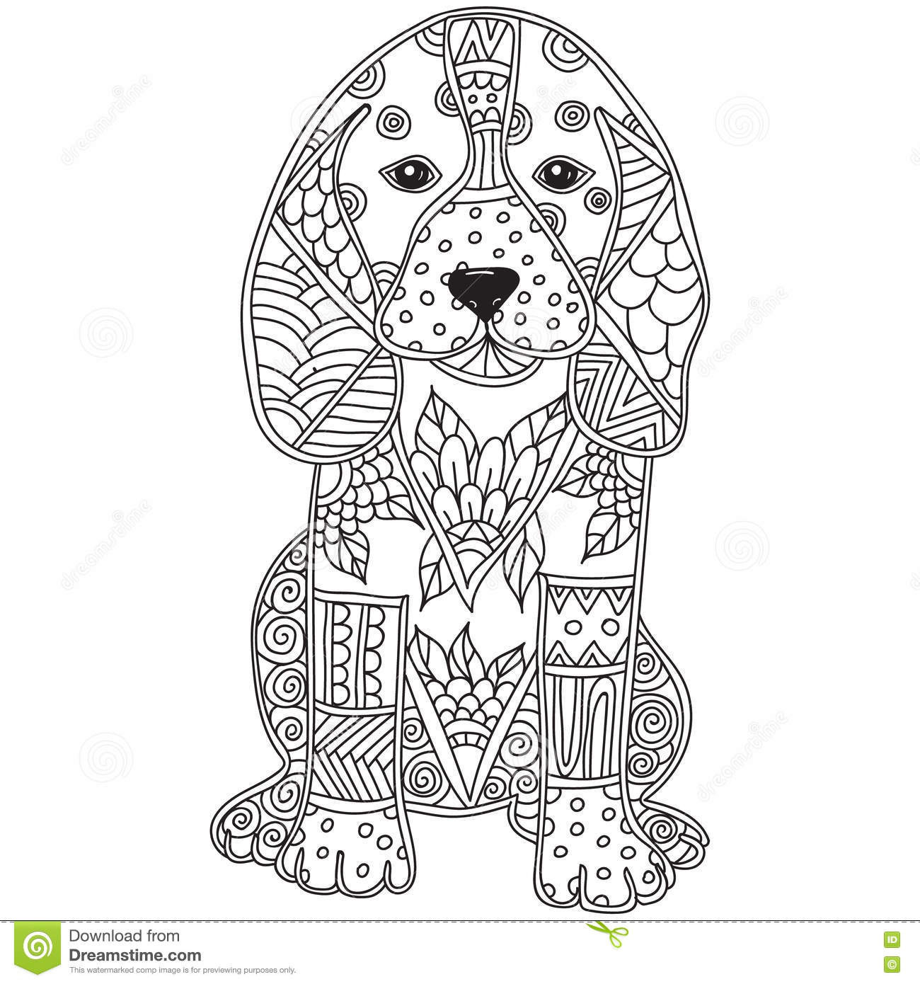 Best ideas about Dogs Coloring Pages For Adults . Save or Pin Free Printable Coloring Pages For Kids Animals Shirts Now.