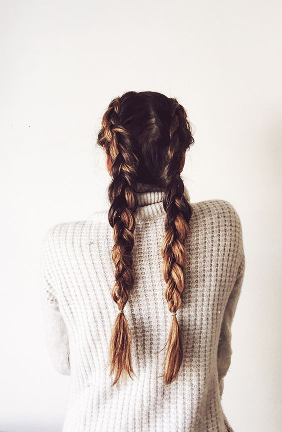 Double Braid Hairstyles  17 Chic Double Braided Hairstyles You Will Love