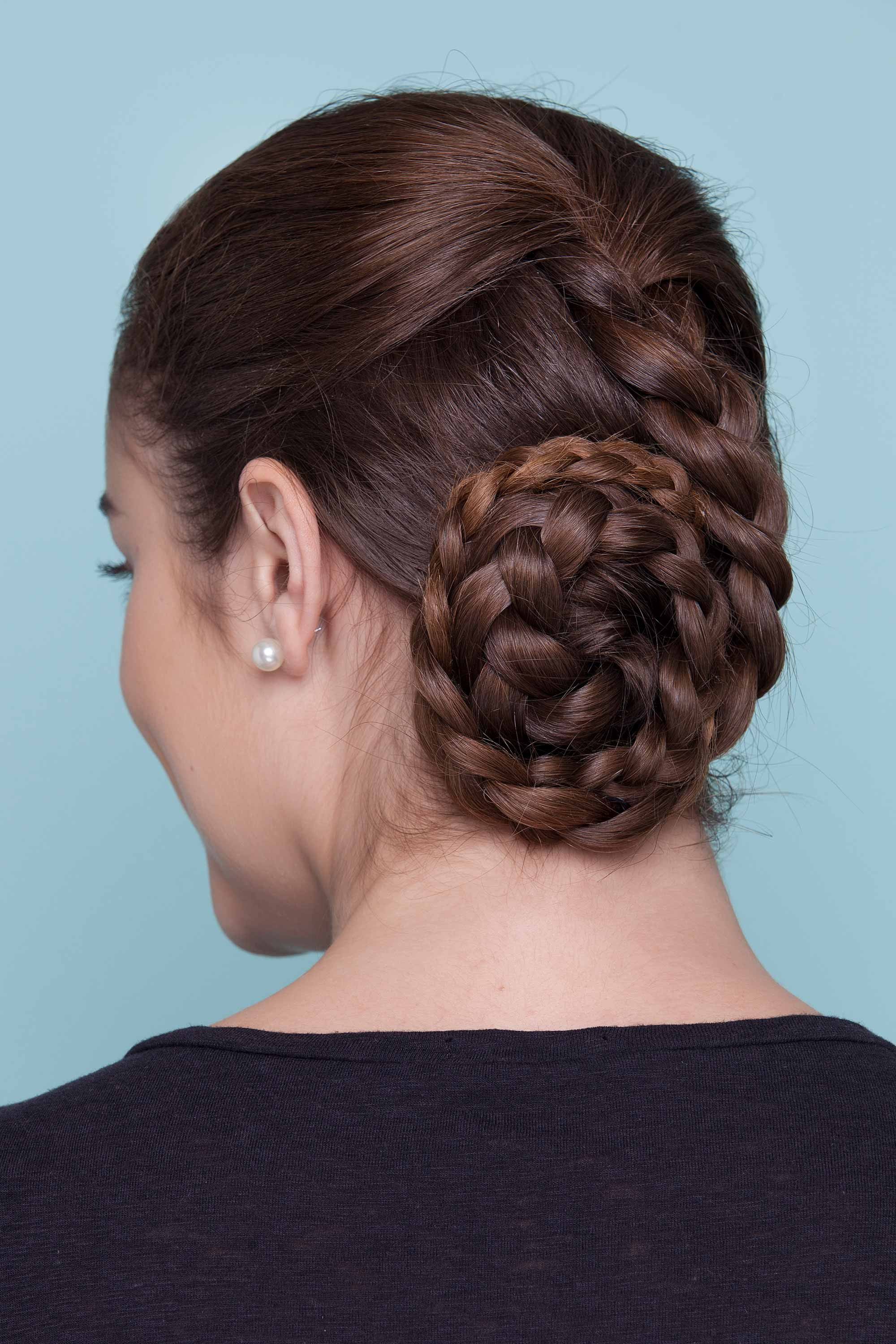 Double Braid Hairstyles  Double Braid Bun Tutorial How to Master this Hairstyle in