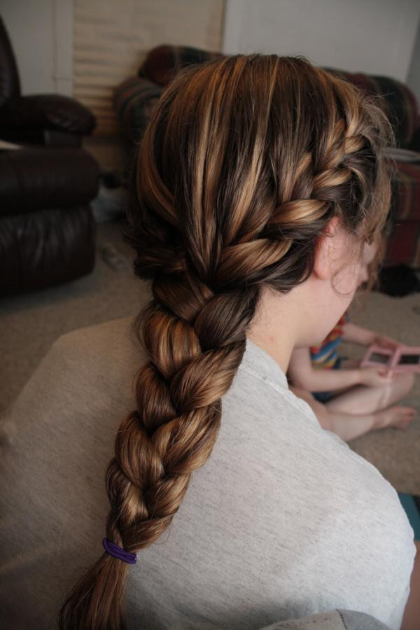 Double Braid Hairstyles  Hair styles French Braid Hairstyles