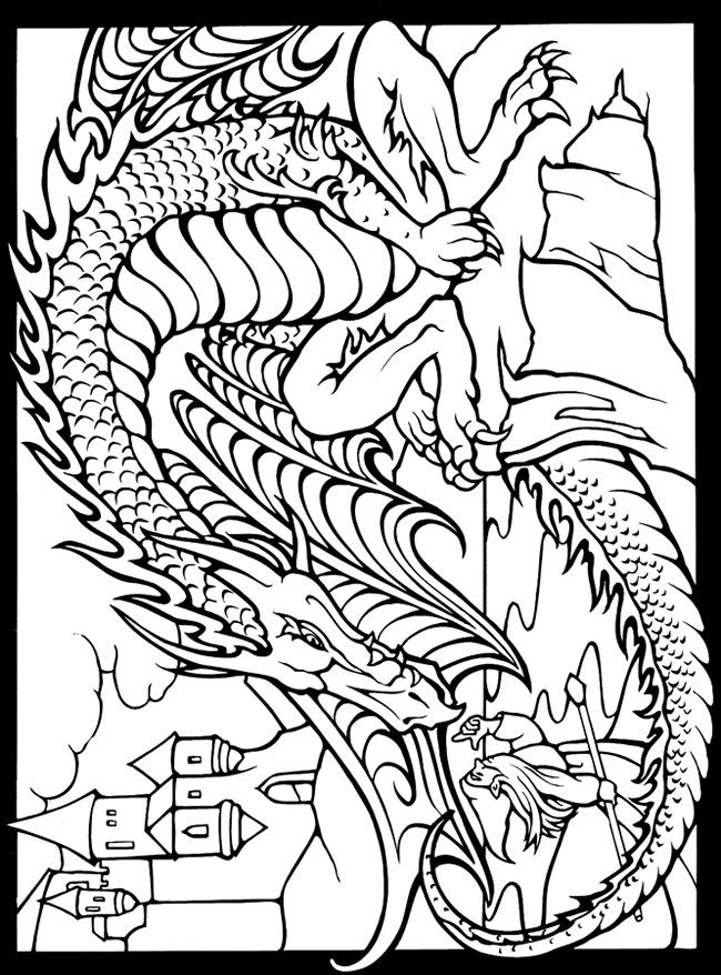 Dover Free Coloring Pages  Best 25 Dover coloring pages ideas on Pinterest