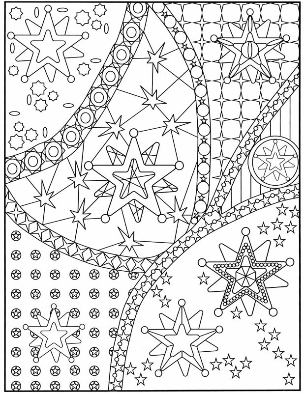 Dover Free Coloring Pages  Dover Coloring Books Adults Coloring Pages