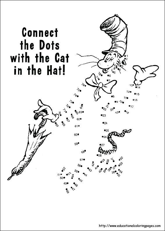 Dr Seuss Coloring Pages For Kids  10 Dr Seuss Coloring Pages Coloring Pages For Kids