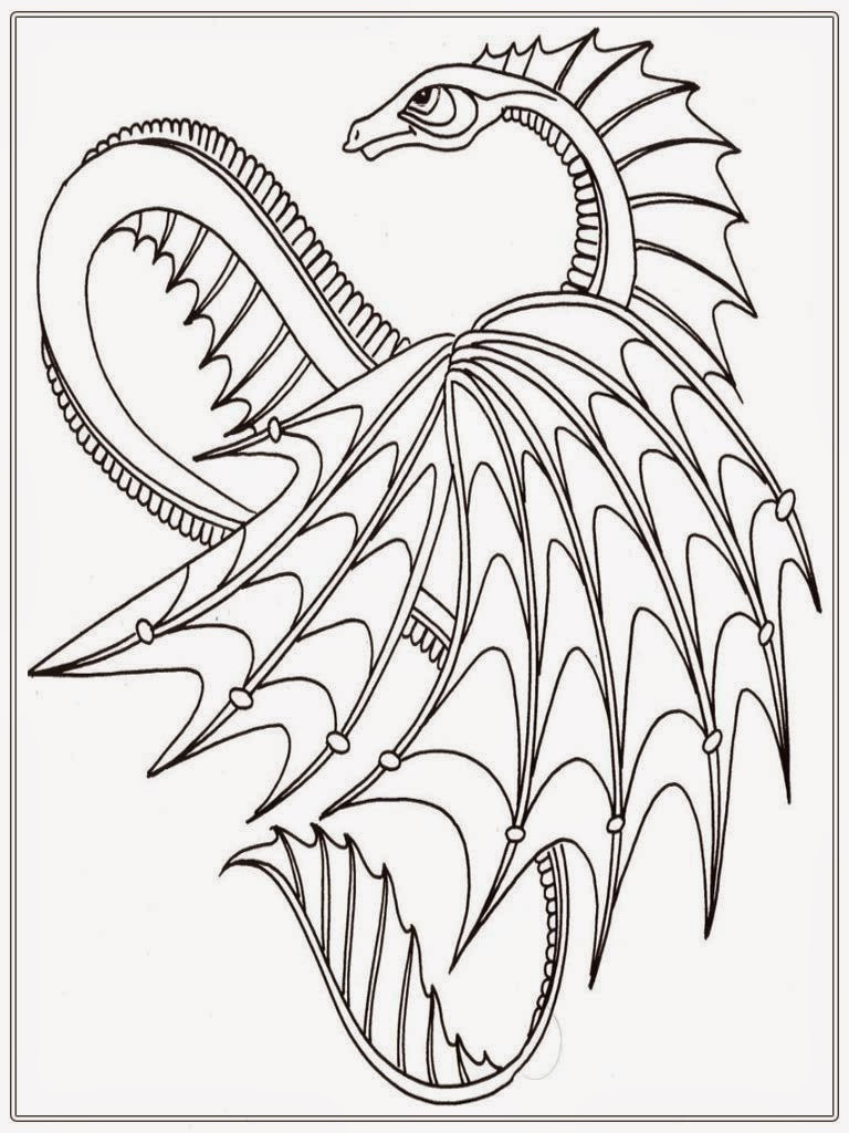 Best ideas about Dragon Adult Coloring Books . Save or Pin Chinese Dragon Adult Coloring Pages Now.