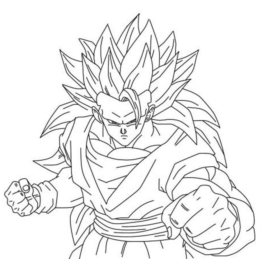 Dragon Ball Super Coloring Pages  Dragon Ball Z Coloring Pages coloringsuite