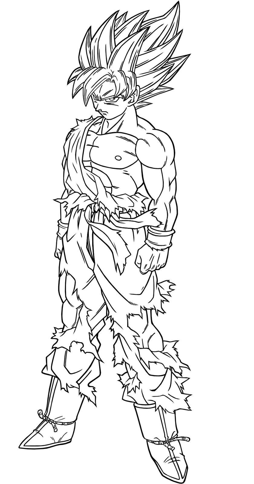 Dragon Coloring Pages For Girls  amazing Dragon ball z Coloring pages for kids boys and