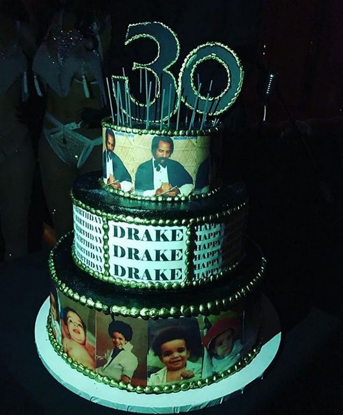 Best ideas about Drake Birthday Party . Save or Pin WTF Drake's 30th birthday bash included Taylor Swift Now.
