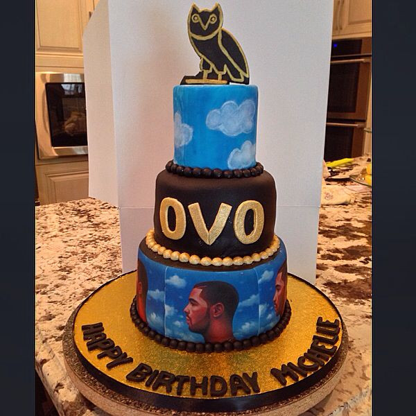 Best ideas about Drake Birthday Party . Save or Pin Drake OvO Themed cake Custom Cakes Pinterest Now.