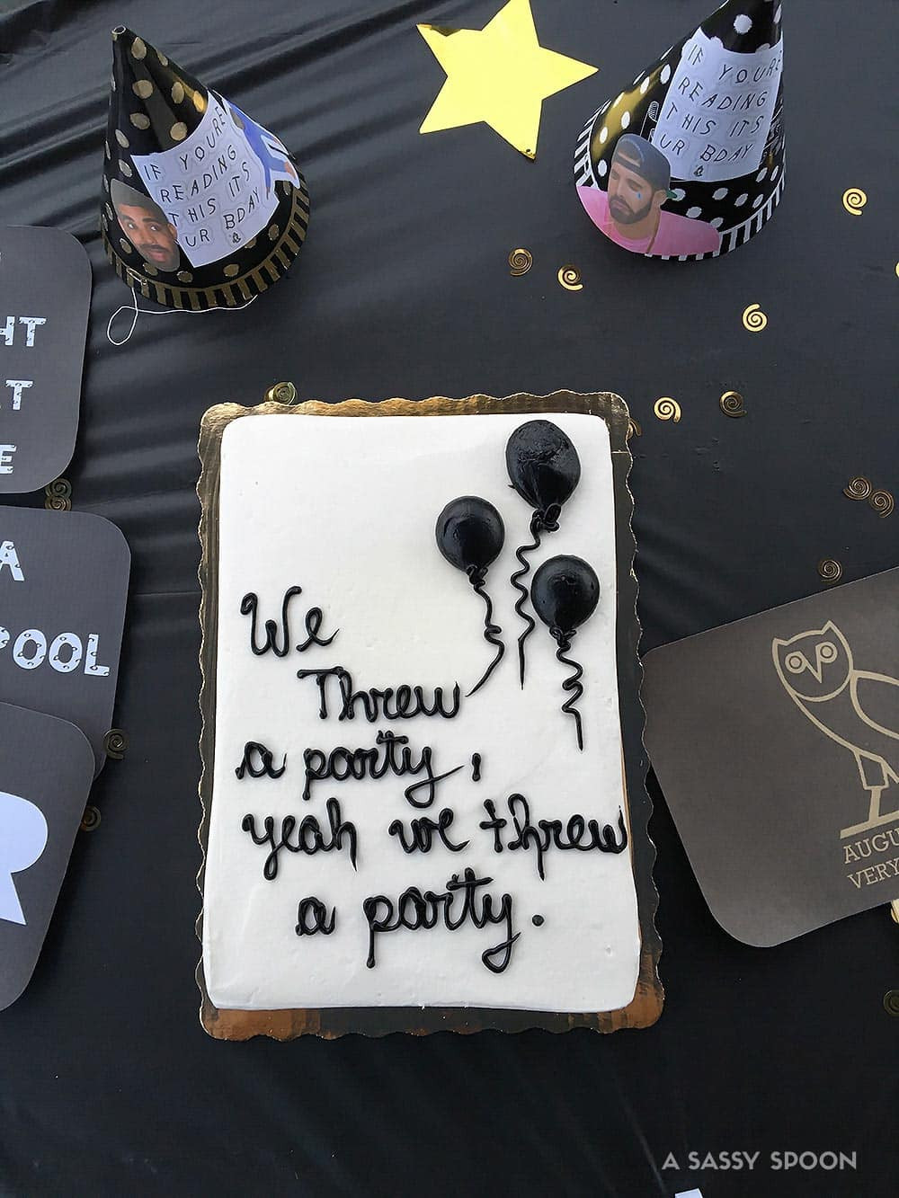 Best ideas about Drake Birthday Party . Save or Pin How to Plan a Drake Themed Birthday Party Now.