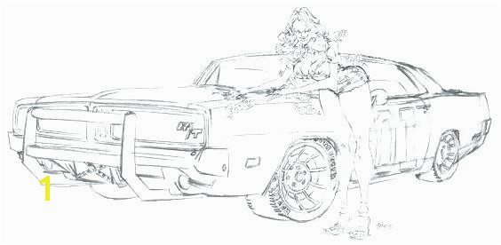 Dukes Of Hazzard Coloring Pages For Kids  Dukes Hazzard Car Coloring Pages