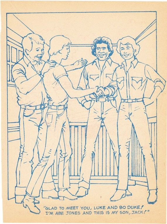 Dukes Of Hazzard Coloring Pages For Kids  Dukes Hazzard Coloring Pages
