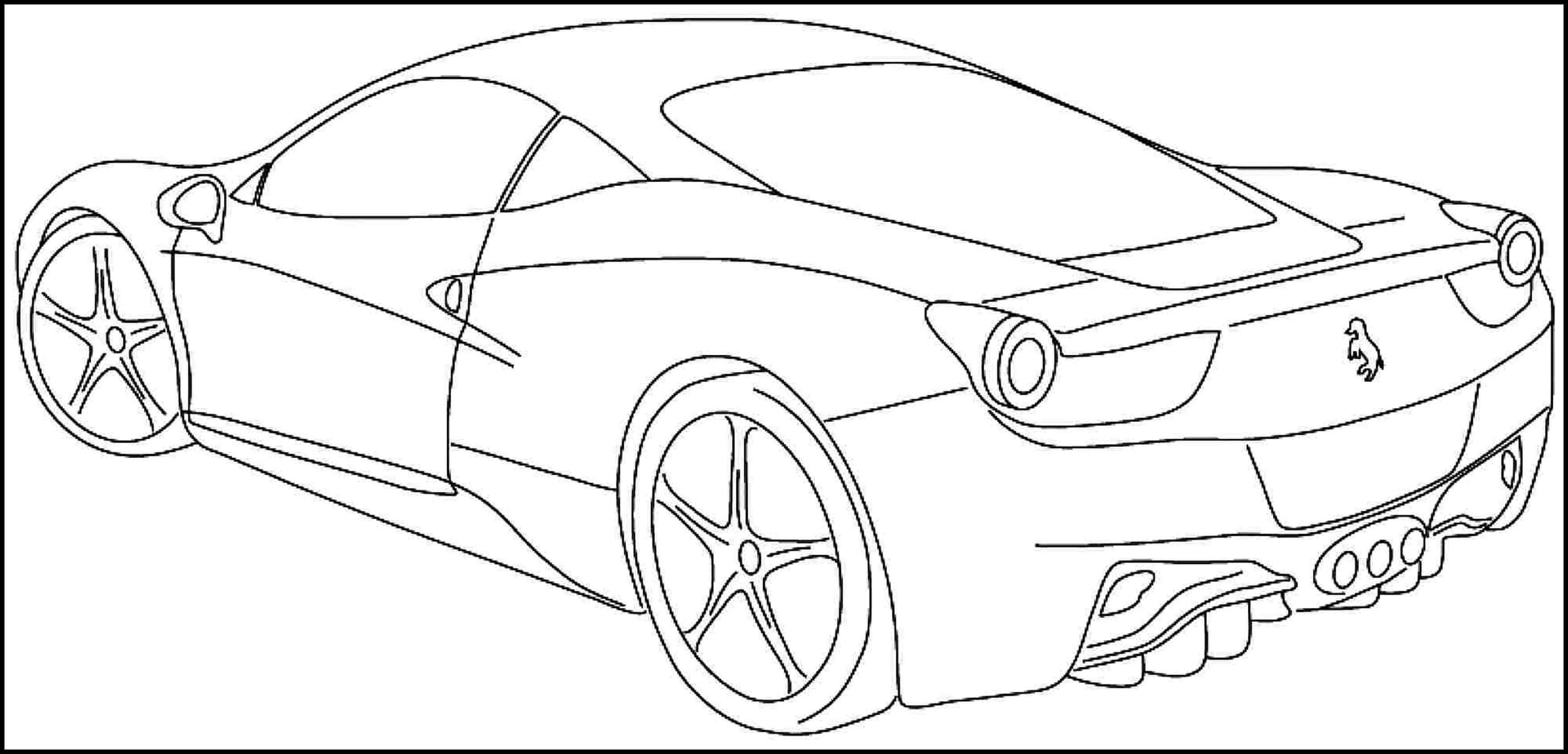 Dukes Of Hazzard Coloring Pages For Kids  Car dukes hazzard Coloring pages Print coloring