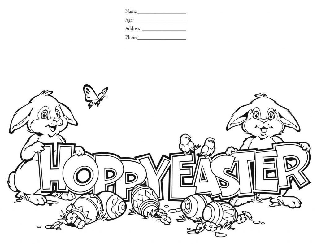 Best ideas about Easter Coloring Pages For Girls . Save or Pin Easter Coloring Pages Activity Village The Color Panda Now.